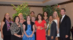 Cover photo for Currituck 4-H Agent Recognized for Accomplishments