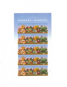 Farmers Markets Stamps