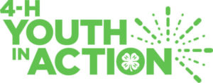 4-H Youth in Action logo