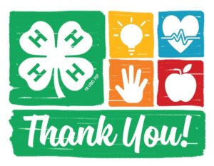 Cover photo for Volunteers Make the Difference in 4-H!