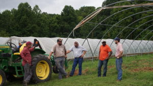 Cover photo for Caswell County Plasticulture Equipment for Rent to Farmers