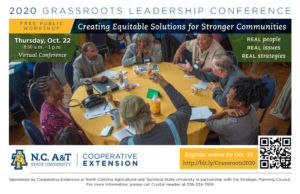Cover photo for 2020 Grassroots Leadership Conference